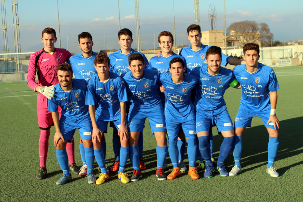 FERRIOLENSE JUVENILDER DE LA CATEGORIA