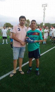 Entrega primer classificat
