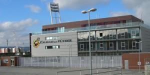 Ciudad del Futbol (Foto L.Verger)