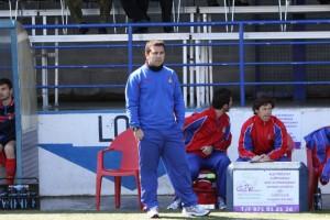 Javier Herreros Seleccionador Sub-18