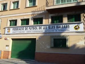 El Sant Jordi no quiere Arbitros Mallorquines