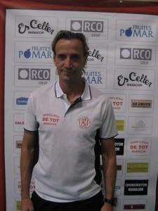 Paco Lopez, ex-entrenador del porteros
