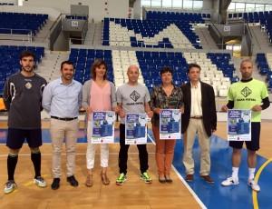 Presentación del IV Torneo Intercultural - Ciutat de Palma 1