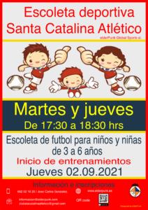 Poster Sta Catalina Atletico
