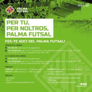 Diseño-campaña-de-socios-Palma-Futsal-2.021-22